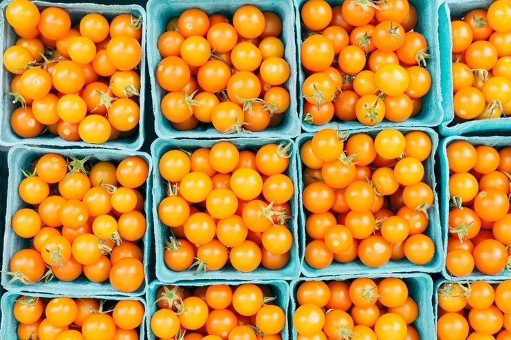 Buy Organic - Magazine cover