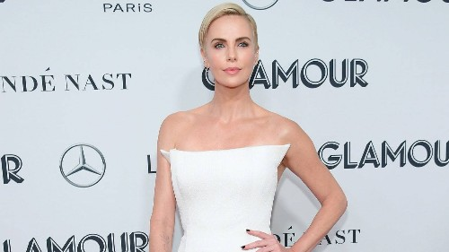 Charlize Theron Says Her Haircut Is Inspired by Megan Rapinoe