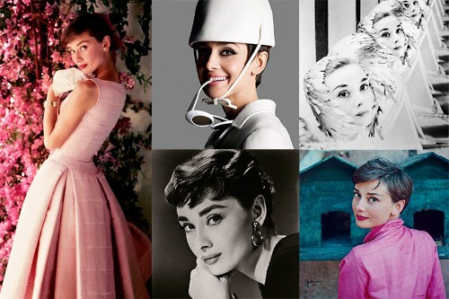 Audrey Hepburn Style: Rare Photos on Display at National Portrait Gallery in London