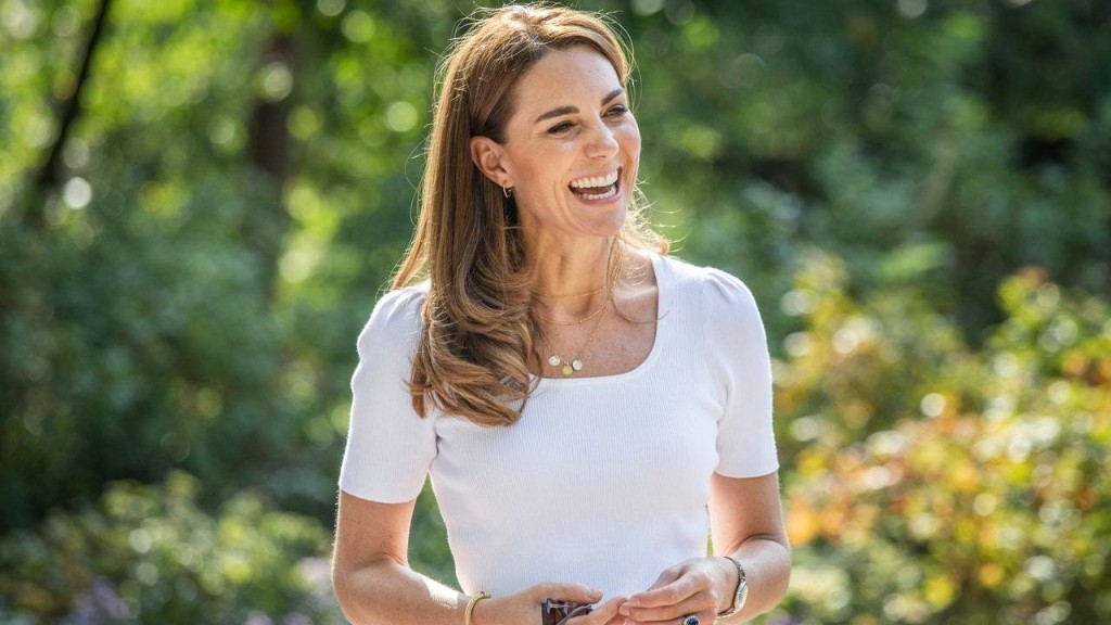 Kate Middleton's New Necklace References Her Children in the Cutest Way