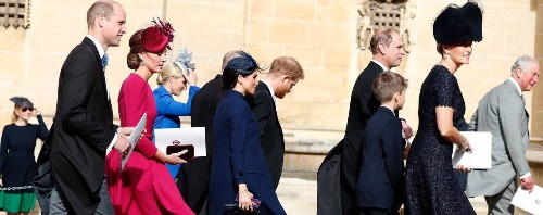People Think Meghan Markle Is Pregnant Because She Wore a Coat to Princess Eugenie's Wedding