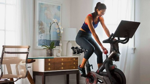 Peloton's Controversial Bike Ad Has People Enraged