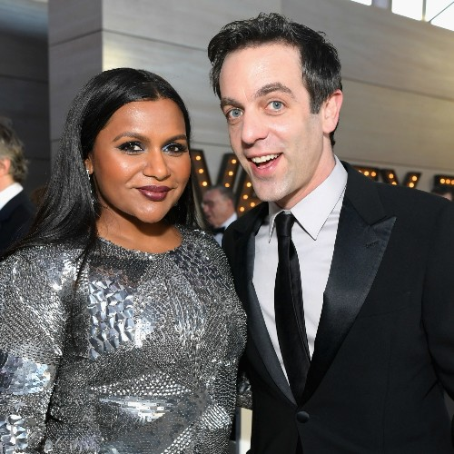 Mindy Kaling Says B.J. Novak Is Her Daughter's Godfather