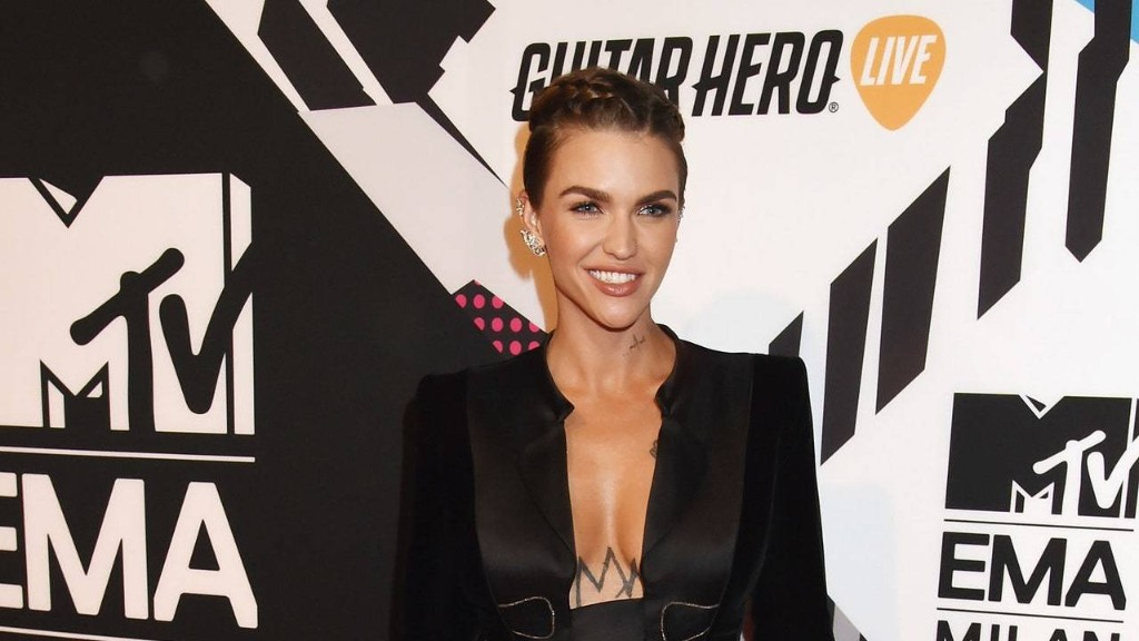 Ruby Rose Just Upped the Fashion Ante at the MTV EMAs