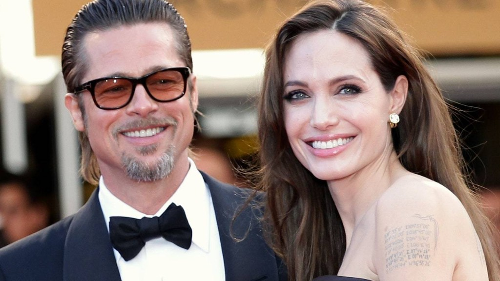 Here's Reportedly Why Brad Pitt Was Spotted at Angelina Jolie's House