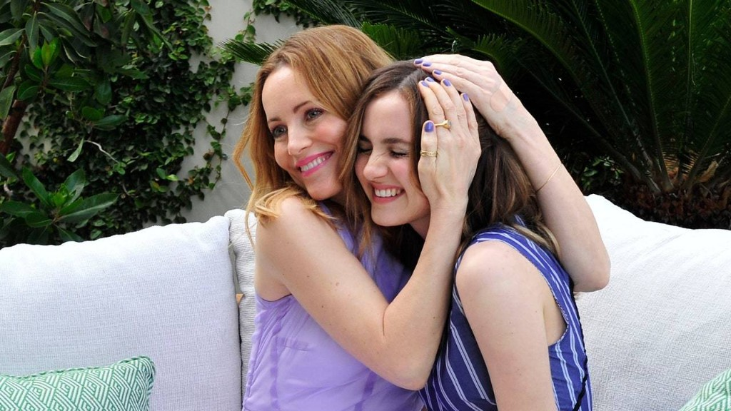 The One Beauty Rule Leslie Mann Won't Let Daughter Maude Apatow Break