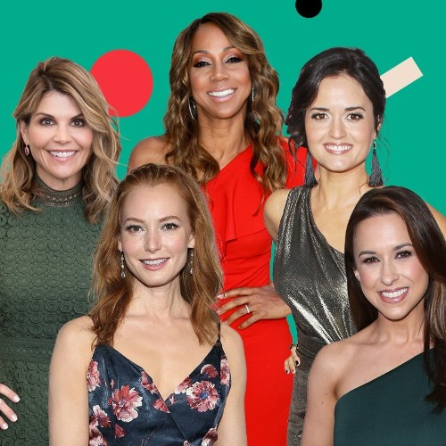 There's a Reason You See the Same Women in All Those Hallmark Christmas Movies