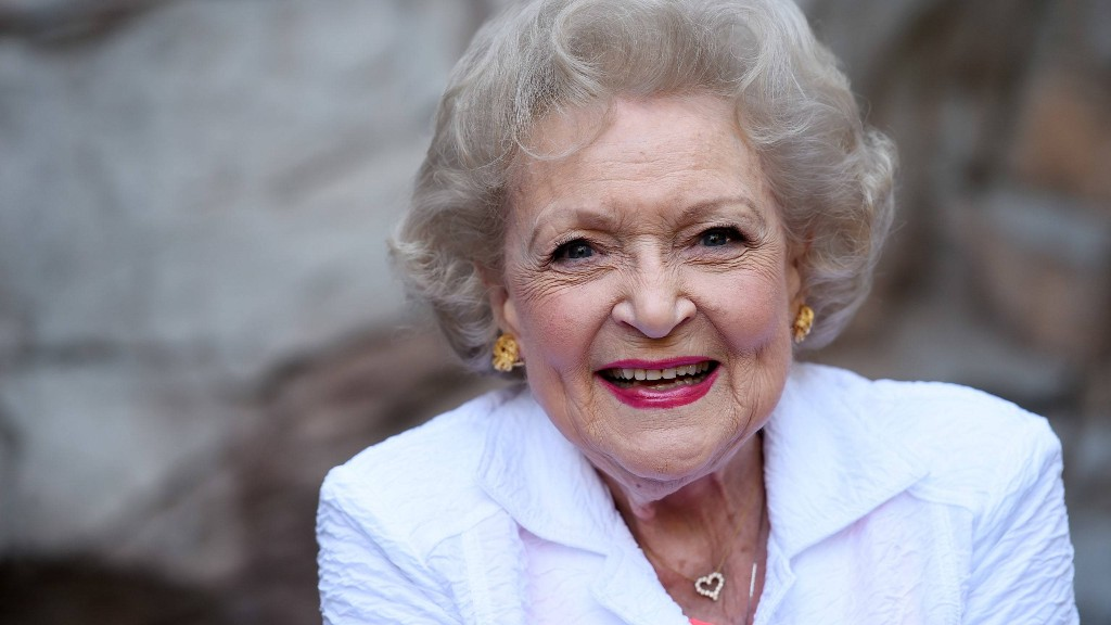 Betty White Is Doing a Lifetime Christmas Movie, and I've Never Felt Joy Like This