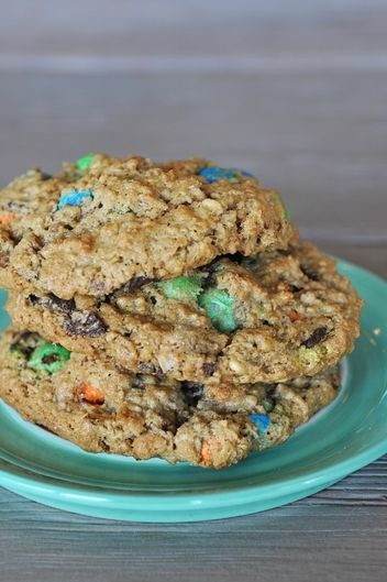 A Protein Packed Cookie Recipe - Magazine cover