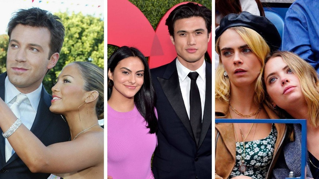 32 Celebrity Costars Who Dated in Real Life, Too