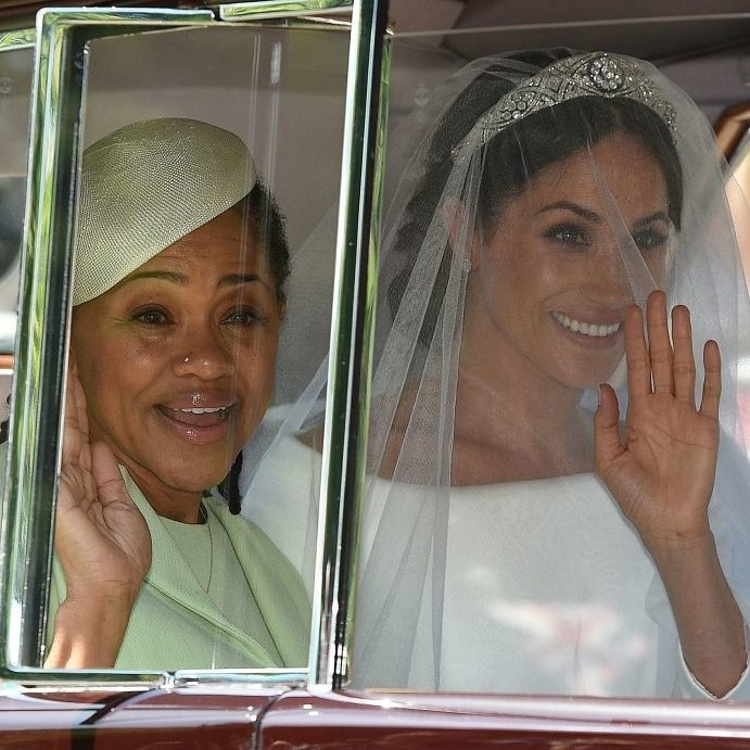 Meghan Markle's Mom, Doria Ragland, Is Reportedly Planning to Move to the U.K.