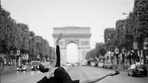 See How the World's Most Beautiful Ballerinas Are Taking Fashion by Storm