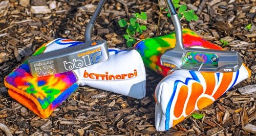 Bettinardi BB1F putter offers a groovy throwback to the psychedelic '60s