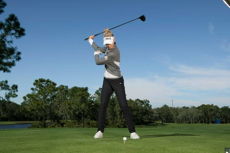 Nelly Korda shares the three drives you need to know how to hit