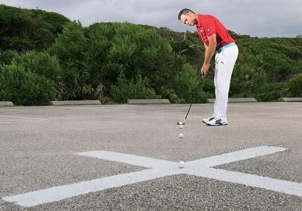 Golf Tips - Magazine cover