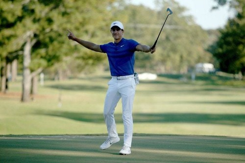 Cameron Champ on short list of Masters favorites by Vegas, even though he isn't in the Masters field (yet)