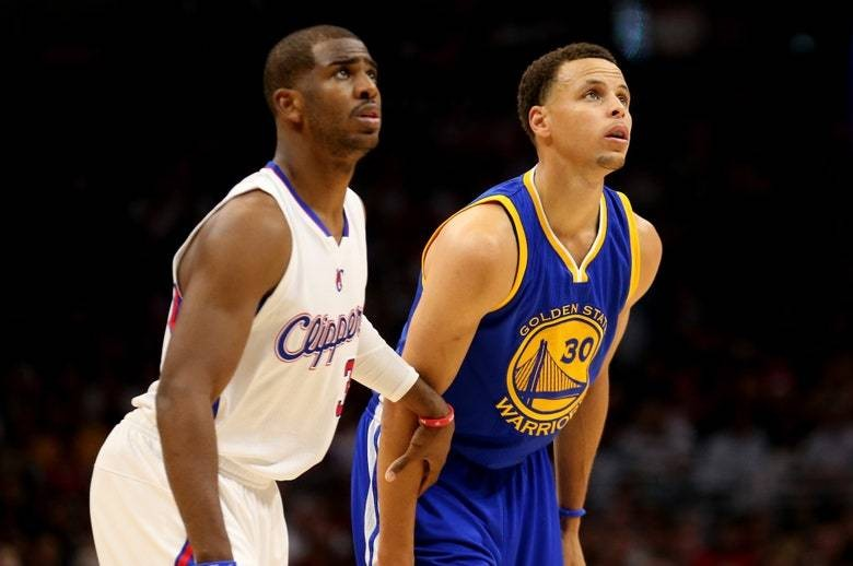 """""""He got me"""": Chris Paul finally gives Steph Curry credit for breaking his ankles five years ago"""
