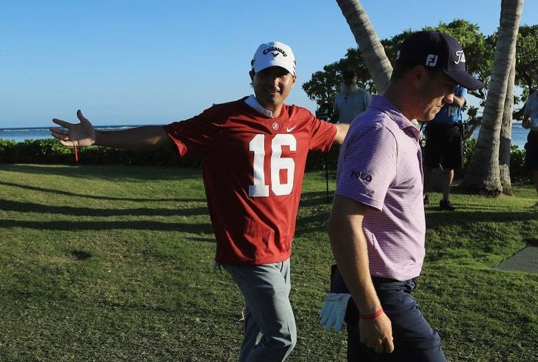 How golf's revised majors season will impact your college football consumption this fall