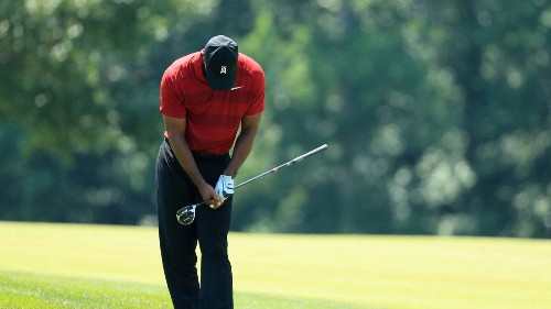 Tiger Woods is the story in the PGA Tour's Washington, D.C. swan song—for better and worse