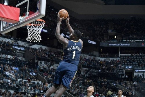 The mystery's over: Zion Williamson will be an NBA star