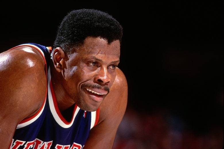 Patrick Ewing and a cheerleader once pulled off an epic April Fools' prank on a New York sportswriter