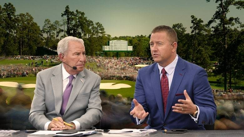 College GameDay at the Masters would be the greatest crossover event in the history of mankind