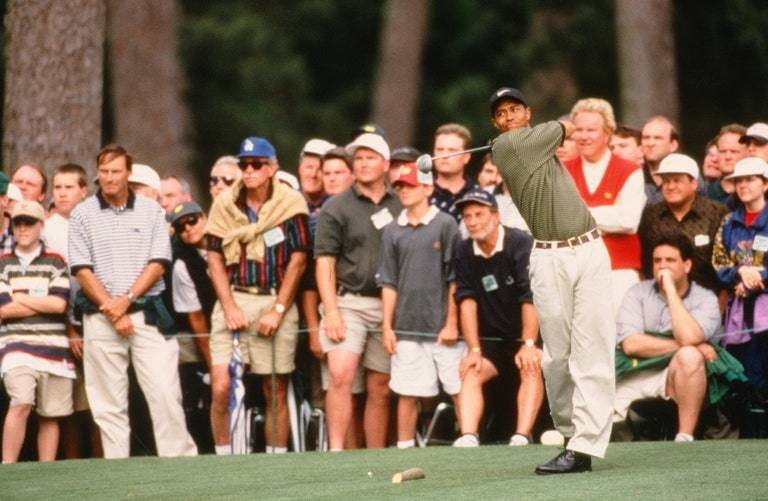 Masters 2019: The winning clubs Tiger Woods has used for all five of his Masters titles