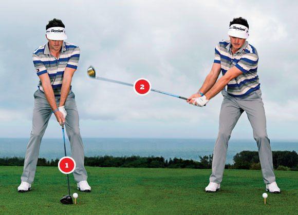 Golf digest - Magazine cover