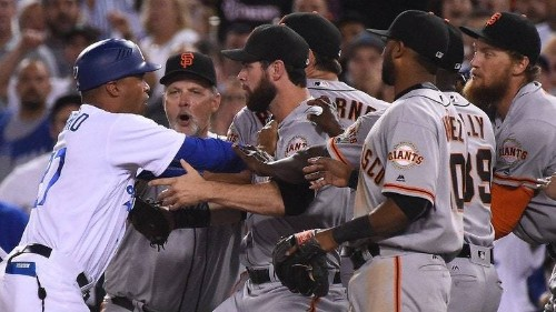 San Francisco Giants fans ruthlessly trolled the Dodgers' 2018 World Series loss