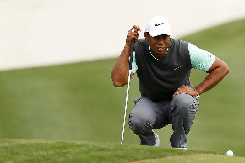 Tiger Woods listed as the Vegas favorite to win the PGA Championship and the 2020 Masters
