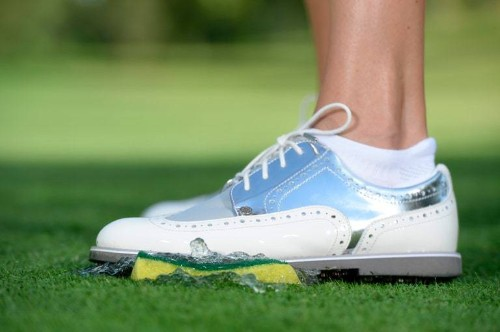 One simple training aid to help you from tee to green