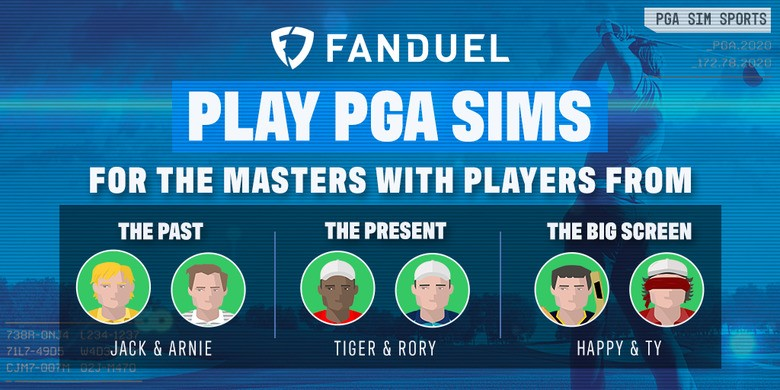 FanDuel hosting free simulated Masters contest, along with a $10,000 prize and some interesting twists