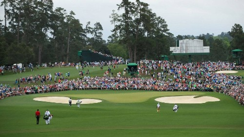 Masters 2019: An historic early morning start was destined to make Sunday's final round out of the ordinary
