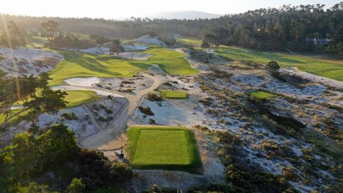 Cypress Point like you've never seen it: Exclusive drone footage of all 18 holes - Golf Digest