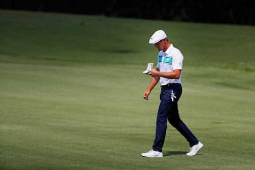 Bryson DeChambeau insists his pace is fine. So we timed him at the Tour Championship