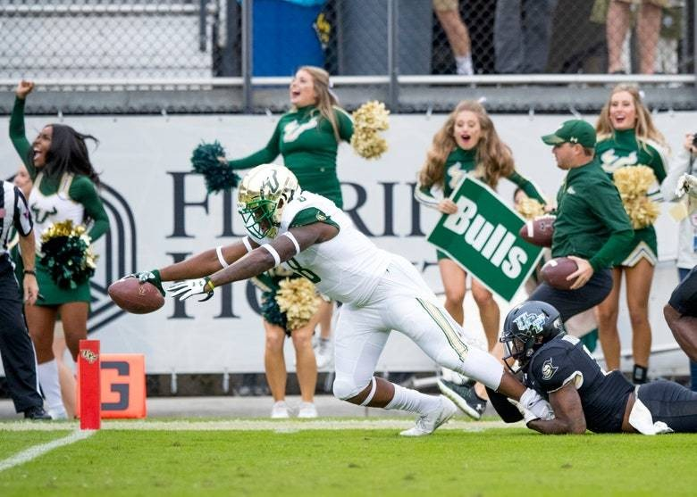 Cult Classics: The MVP of the 2017 USF-UCF barnburner didn't even play in the game