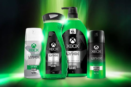Microsoft's new XBOX body wash is the most powerful pheromone on earth