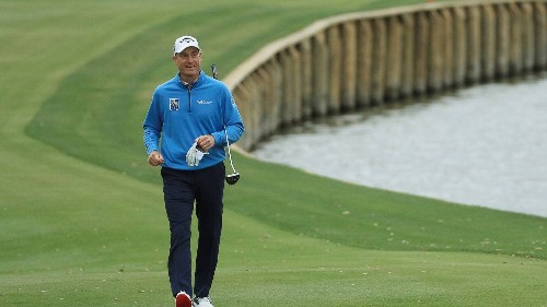 Surprised Jim Furyk nearly stole the show at the Players? Then you don't really know Jim Furyk