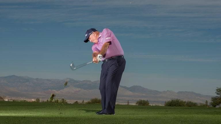 Golf Help - Magazine cover