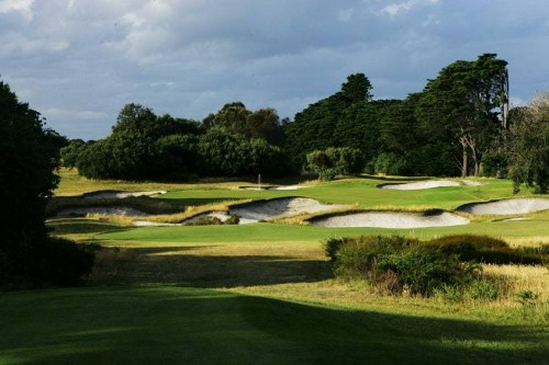 Presidents Cup 2019: Royal Melbourne's composite course 'the closest thing you will ever see to Pine Valley'
