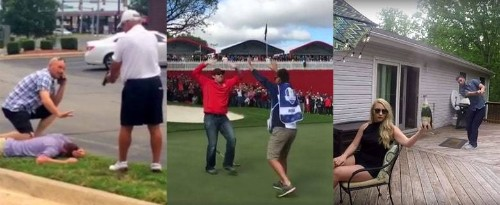 The Top 25 Viral Golf Videos Of 2016