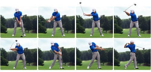 Swing Sequence: Jon Rahm