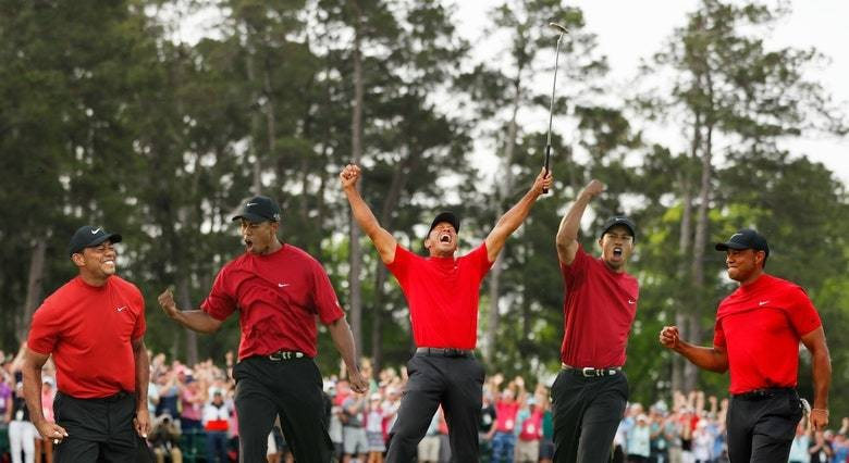 This is what the world was like when Tiger Woods last won the Masters in 2005
