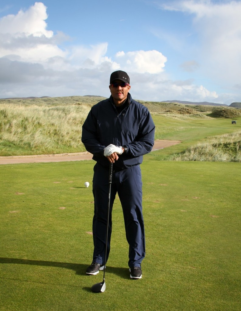 For veterans on Ireland trip, a special connection forged through golf
