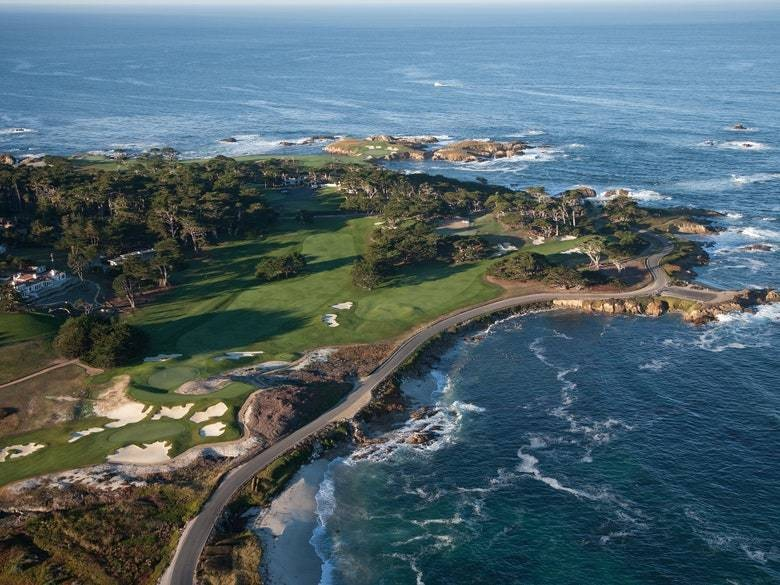 The 18 best holes on the Monterey Peninsula