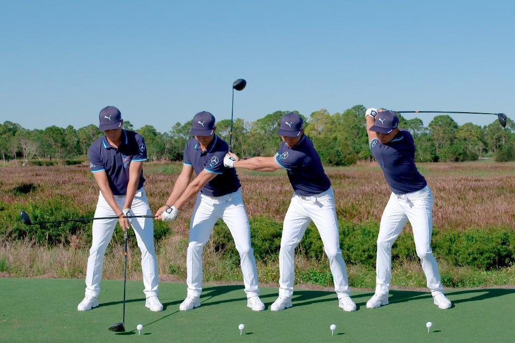 Golf Training - cover