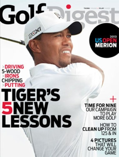 Tiger's 5 New Lessons