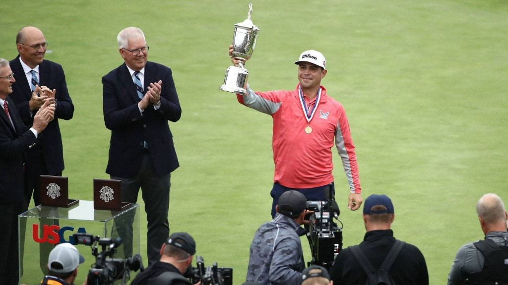 U.S. Open 2019: How Gary Woodland held off Brooks Koepka and claimed his first major title
