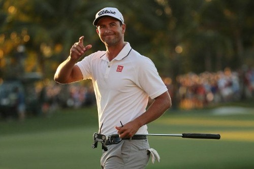 Tiger Woods once beat Adam Scott so bad that Scott reconsidered his decision to turn pro