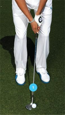 Golf - Magazine cover